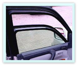 armoured bulletproof glass for cars by Woelltech